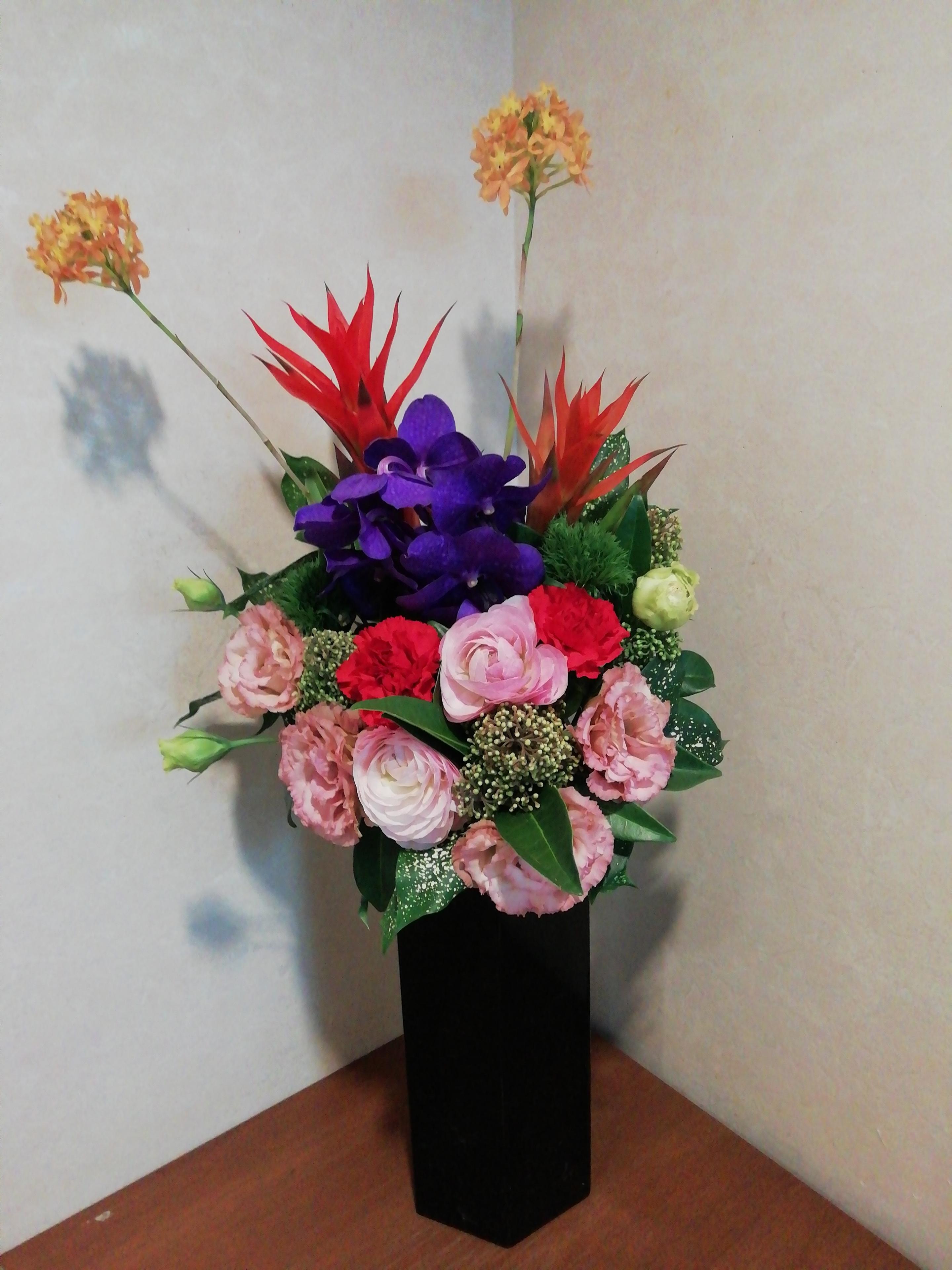 2月の生花