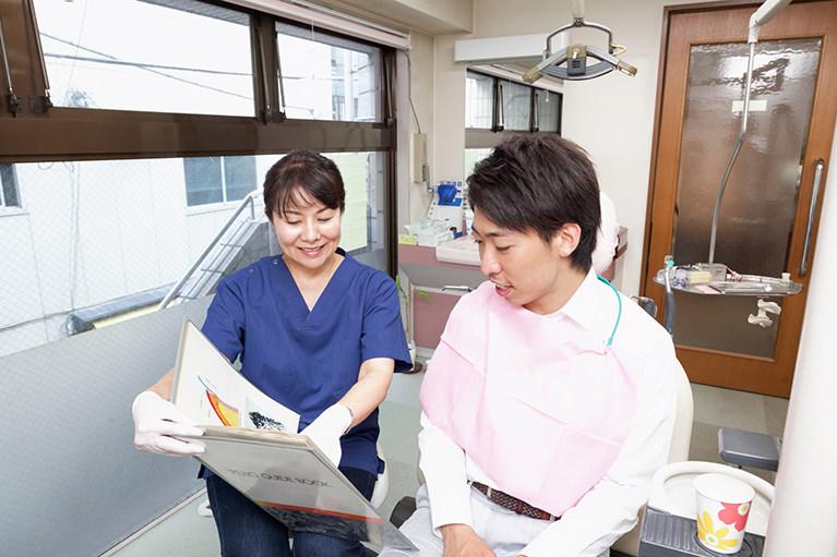 患者さまのお考えやご希望に沿った診療